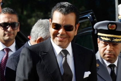 Le prince Moulay Rachid.