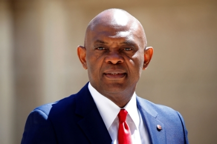 Le président de United Bank for Africa, Tony Elumelu.