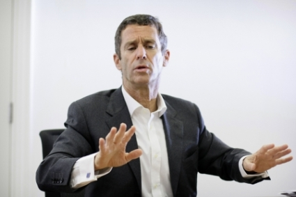 Beny Steinmetz, président de Beny Steinmetz Group Resources
