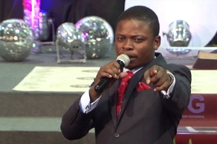 Le pasteur Shepherd Bushiri, fondateur de l'église Enlightened Christian Gathering Church.