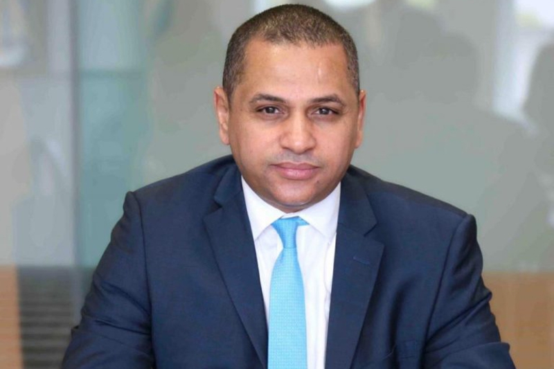 Ali Mahmoud Hassan, président de la Libyan Investment Authority.