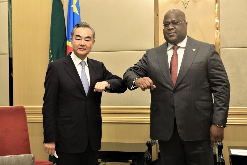 RDC : La présidence de Félix Tshisekedi tente de renégocier les accords du  pays avec Pékin